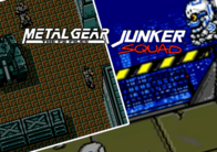 Metal Gear Special and Junker Squad videos