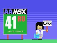 41st MSX RU Barcelona - Promo