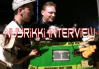 Nyyrikki interviewed for Finnish Viiksipojat