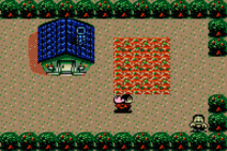 Shalom MSX2 remake - screenshots