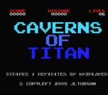 Caverns of Titan por WYZ