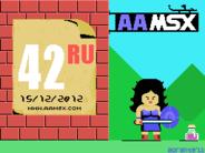 42ª MSX RU de Barcelona - Recordatorio
