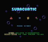 MSXdev'12 - Subacuatic