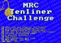 Tenliner challenge closed
