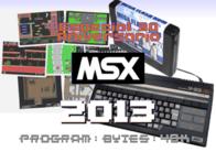30th anniversary MSX calendar