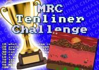 MRC10行チャレンジ結果発表
