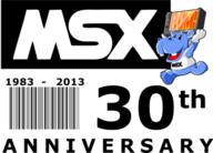 Camisetas del 30º Aniversario del MSX
