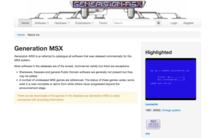 New Generation MSX online
