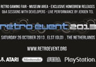 Retro Event 2013