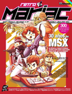 RetroManiac#9, special MSX 30th Anniversary
