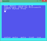 NestorMSX, a MSX emulator as simple as it can be