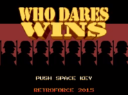 Who Dares Wins - anunciado remake para MSX2