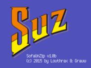 SofaUnZip 1.0b released