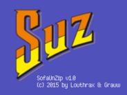 SofaUnZip 1.0 publicado