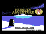 Penguin Adventure ported to ColecoVision