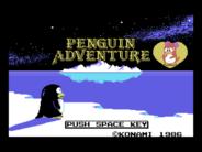 Penguin Adventure convertido a ColecoVision