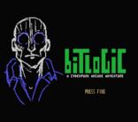 MSXdev'15 #3 - BitLogic