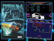 TRUN - New MSX game