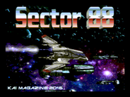 Space RPG SECTOR 88 released