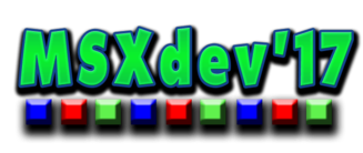 MSXdev '17 announced - community input desired