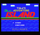Tina's Adventure Island - promo & reserva