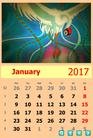 MSX World Calendar 2017
