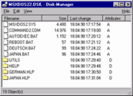 Disk Manager, MSX-Viewer y RuMSX actualizados