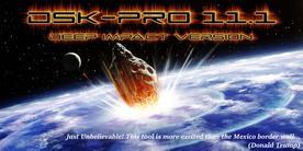 DSK-PRO 11.1 Deep Impact Version