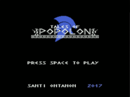 MSXdev'17 #4 - Tales of Popolon