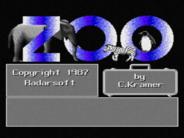 ZOO (da Radarsoft) Traduzido para Inglês