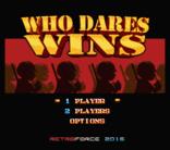 Who Dares Wins - remake para MSX2 finalizado