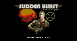 Sudden Burst - MSX2 project in development