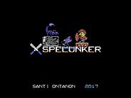 MSXdev'17 #7 - XSpelunker