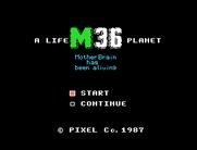 A Life M36 Planet - Traducción al inglés