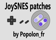 JoySNES patches by Popolon_fr (updated)