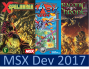 Physical editions of XSpelunker, Zevimodoki and Draconic Throne available