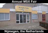 MSX Nijmegen 2018 - recordatorio