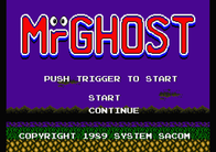 Mr. Ghost translation to English