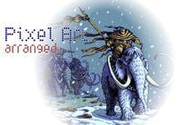 MSX Pixel Art Collection Vol.2 - Rearranged Art released