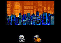 SD Snatcher Intro 1 - por Wolf