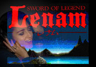 Town of Lenam - by Wolf