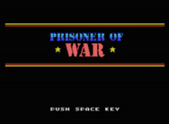 Prisoner of War - Coming soon