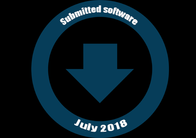 Submitted downloads for July 2018