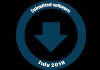 Descargas presentadas en julio de 2018
