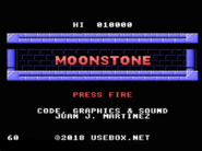 Moonstone, new MSX game in development