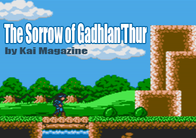 "RPG ""The Sorrow of Gadhlan' Thur"" de Kai Magazine"