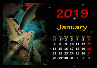 MSX World Calendar