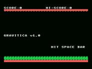 MSXdev'18 #10 - GRAVITICA