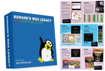 Konami's MSX Legacy: the unofficial story now available