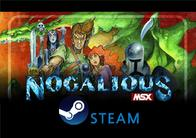 Nogalious available on Steam